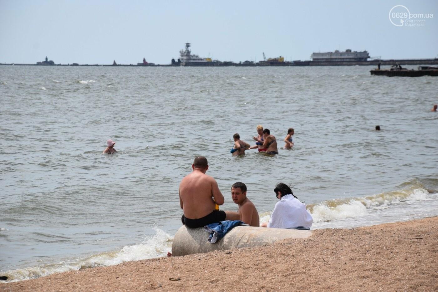 ТОП лучших пляжей Мариуполя, - ФОТО, фото-29