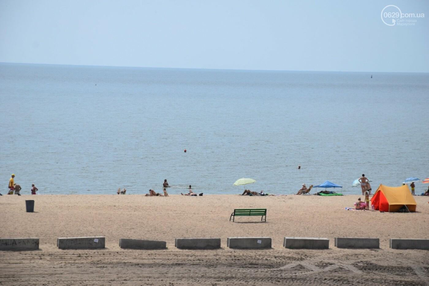 ТОП лучших пляжей Мариуполя, - ФОТО, фото-49
