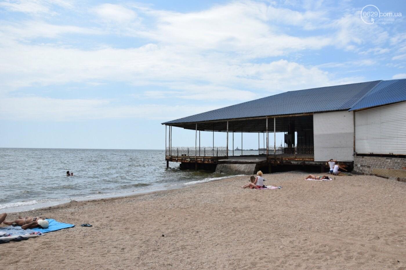 ТОП лучших пляжей Мариуполя, - ФОТО, фото-39