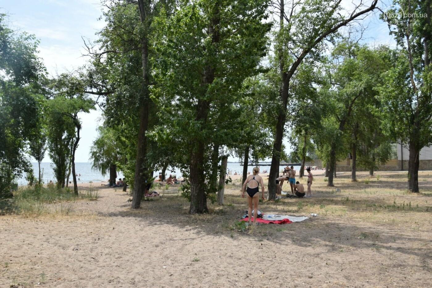 ТОП лучших пляжей Мариуполя, - ФОТО, фото-19