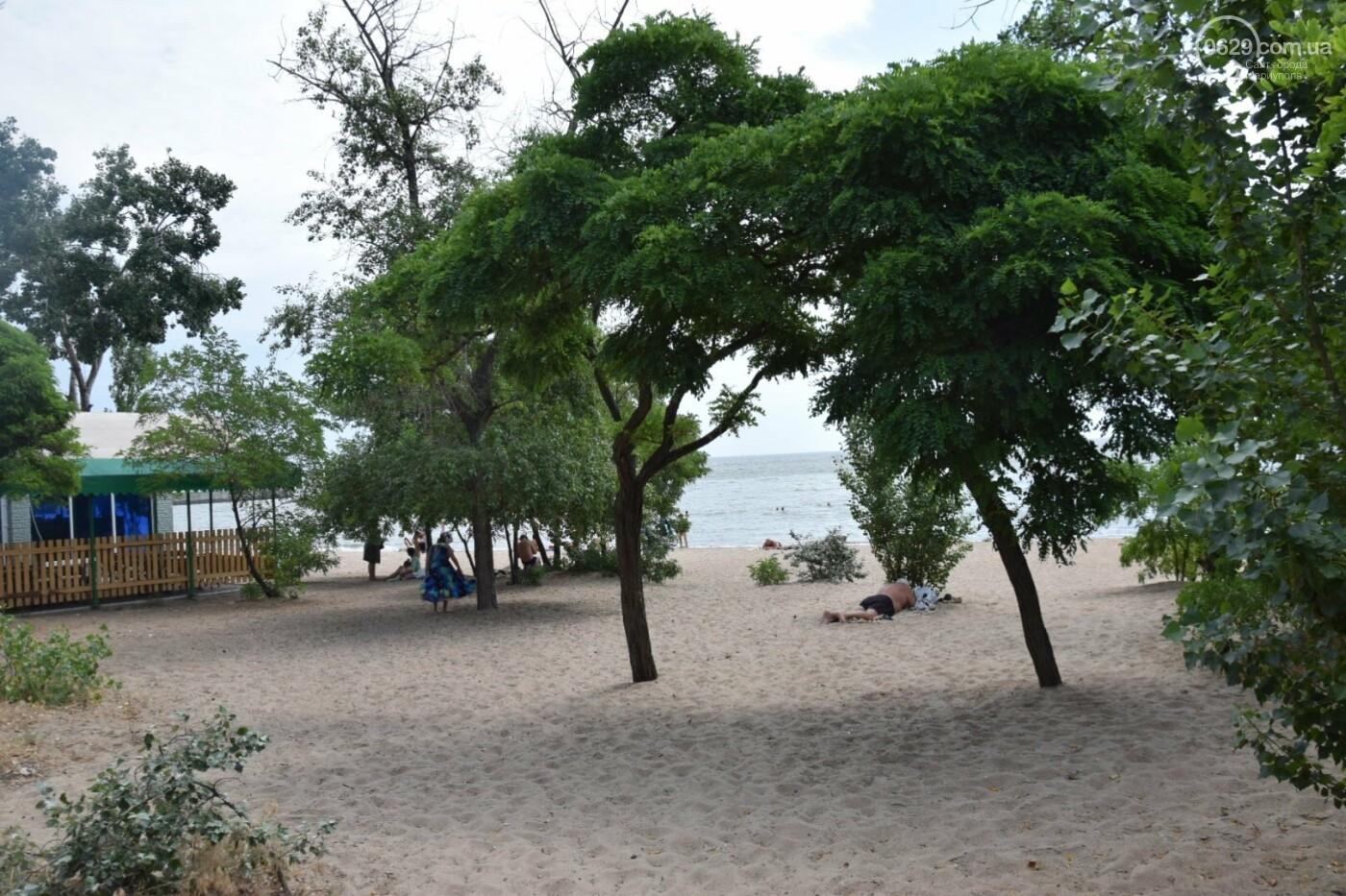 ТОП лучших пляжей Мариуполя, - ФОТО, фото-40