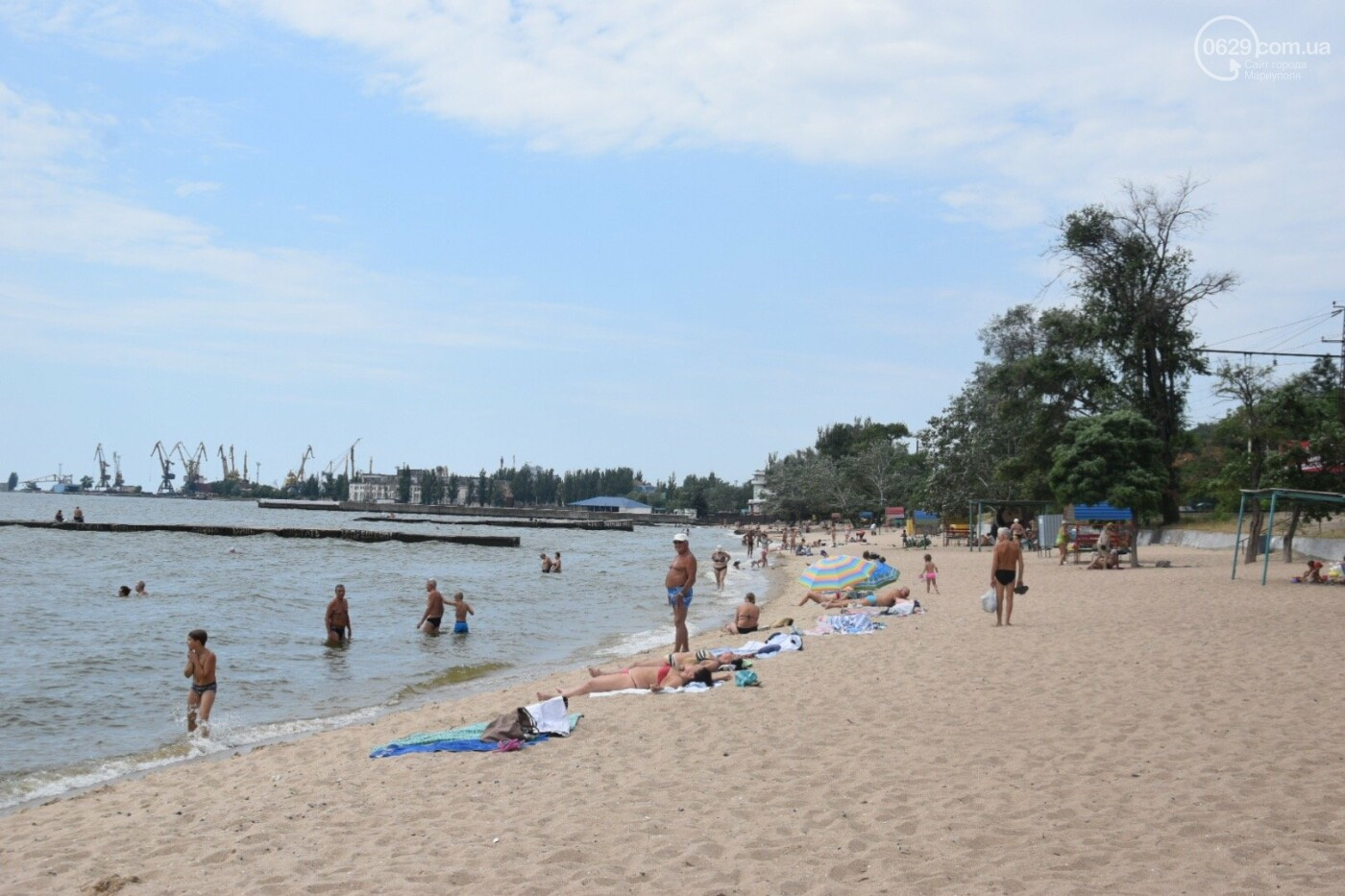 ТОП лучших пляжей Мариуполя, - ФОТО, фото-55