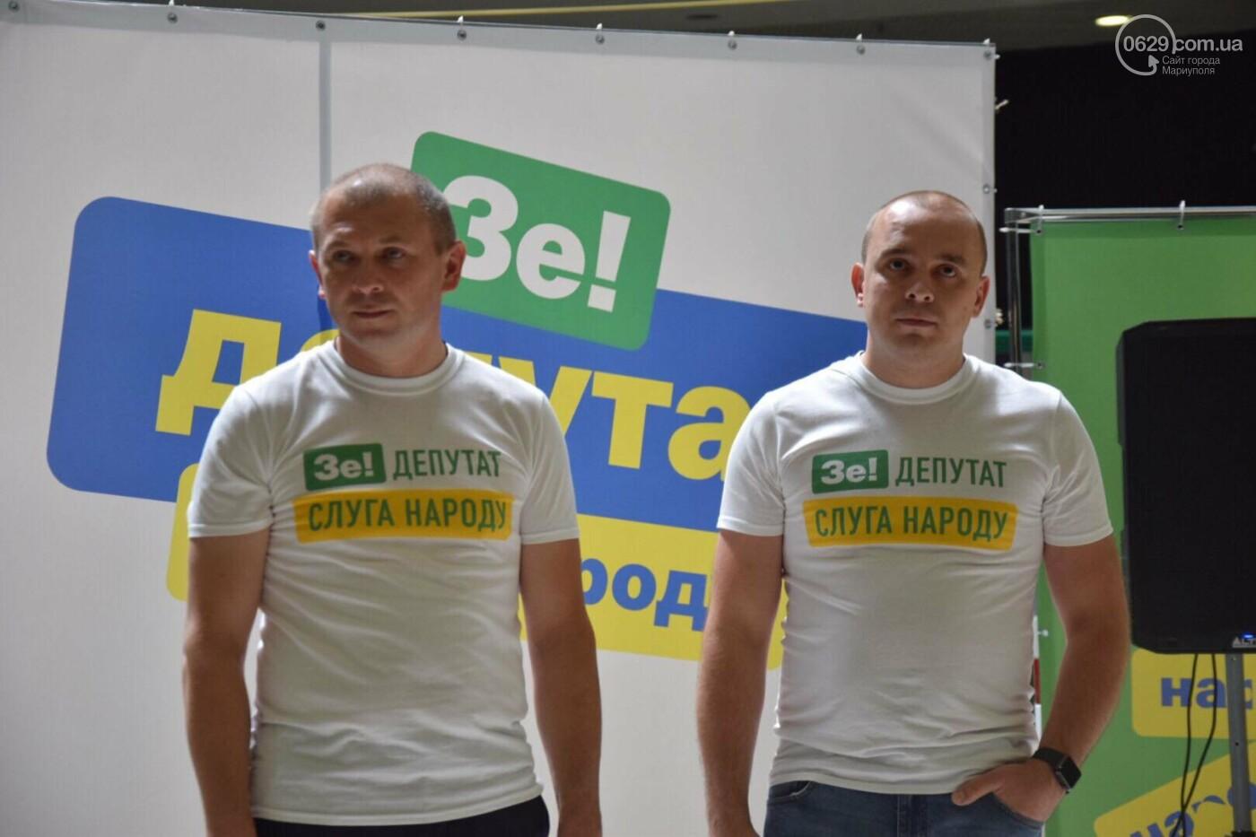Команда «Зе» представила кандидатов-мажоритарщиков от «Слуги народа», - ФОТОРЕПОРТАЖ, фото-1
