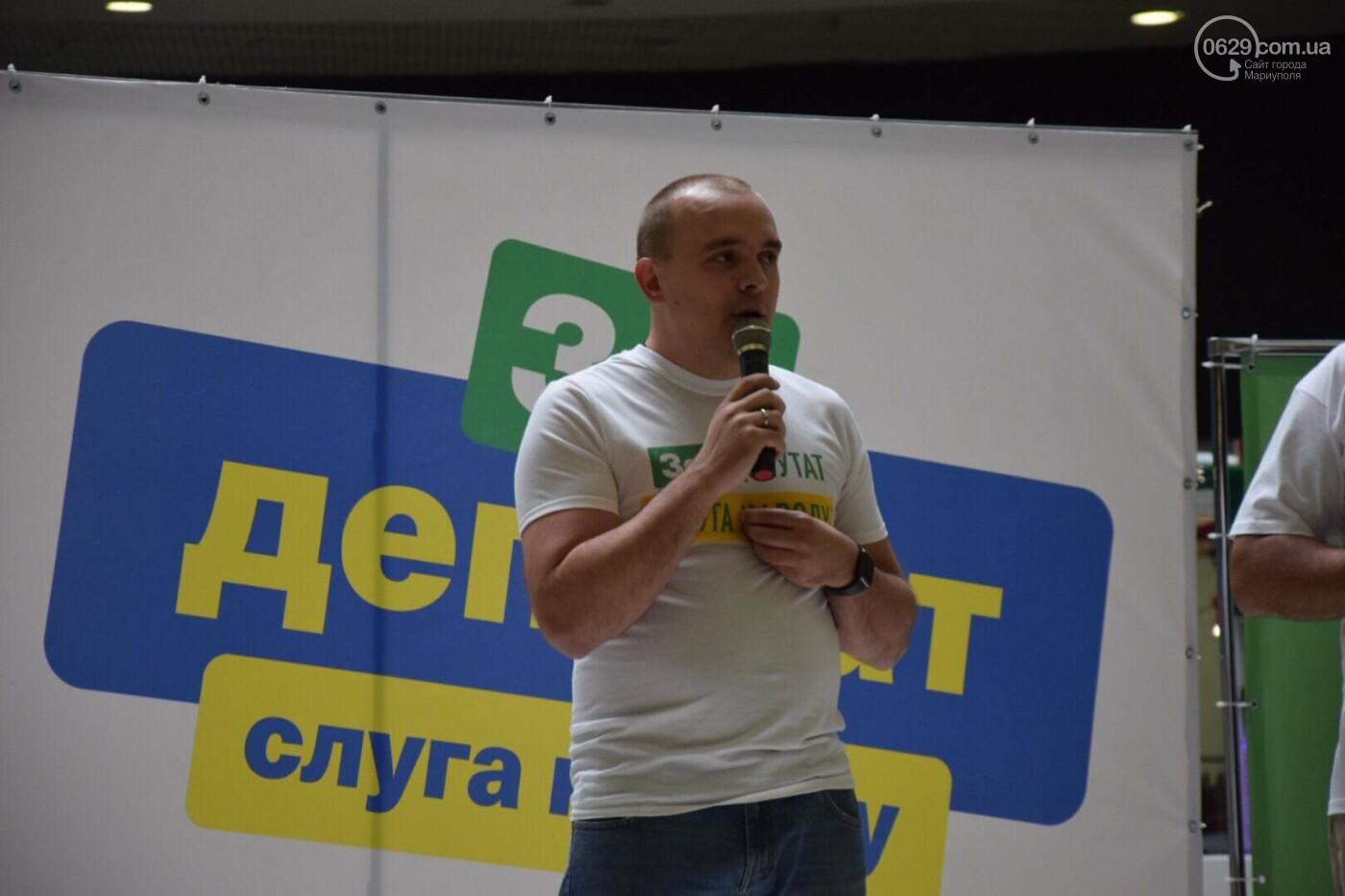 Команда «Зе» представила кандидатов-мажоритарщиков от «Слуги народа», - ФОТОРЕПОРТАЖ, фото-2
