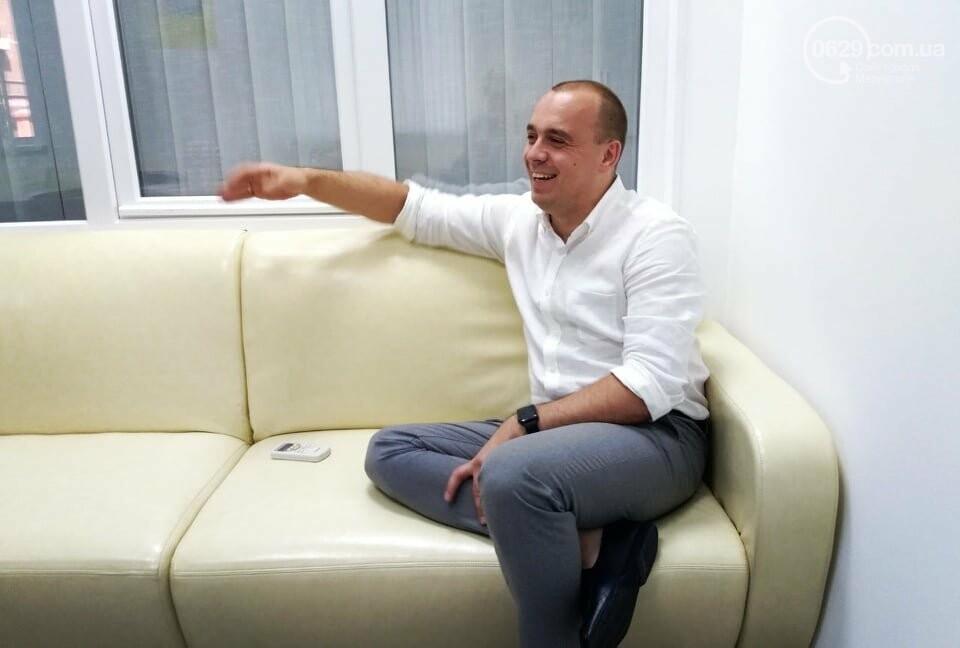 Как успешный предприниматель собирается бороться с грязным воздухом и коррупцией в Мариуполе?, фото-1