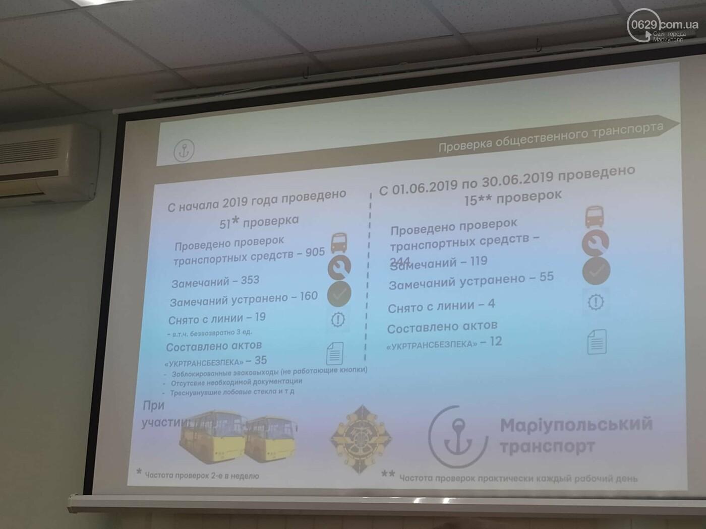 В Мариуполе безвозвратно сняли с маршрутов 3 автобуса, - ФОТО, фото-5