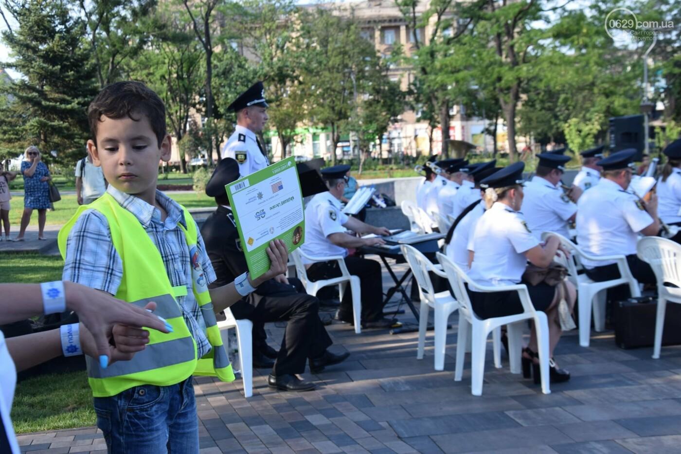 """""""ПоліціяFest"""": в центре Мариуполя генерал ломал стереотипы и устроил дискотеку,- ФОТО, ВИДЕО, фото-11"""