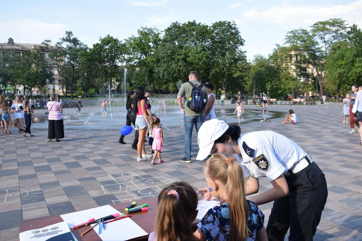 """""""ПоліціяFest"""": в центре Мариуполя генерал ломал стереотипы и устроил дискотеку,- ФОТО, ВИДЕО, фото-5"""