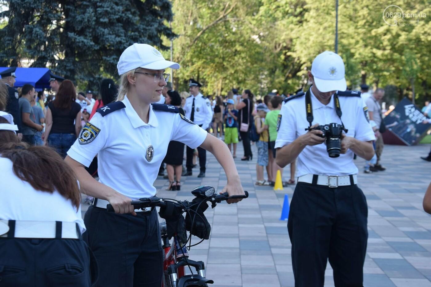 """""""ПоліціяFest"""": в центре Мариуполя генерал ломал стереотипы и устроил дискотеку,- ФОТО, ВИДЕО, фото-2"""