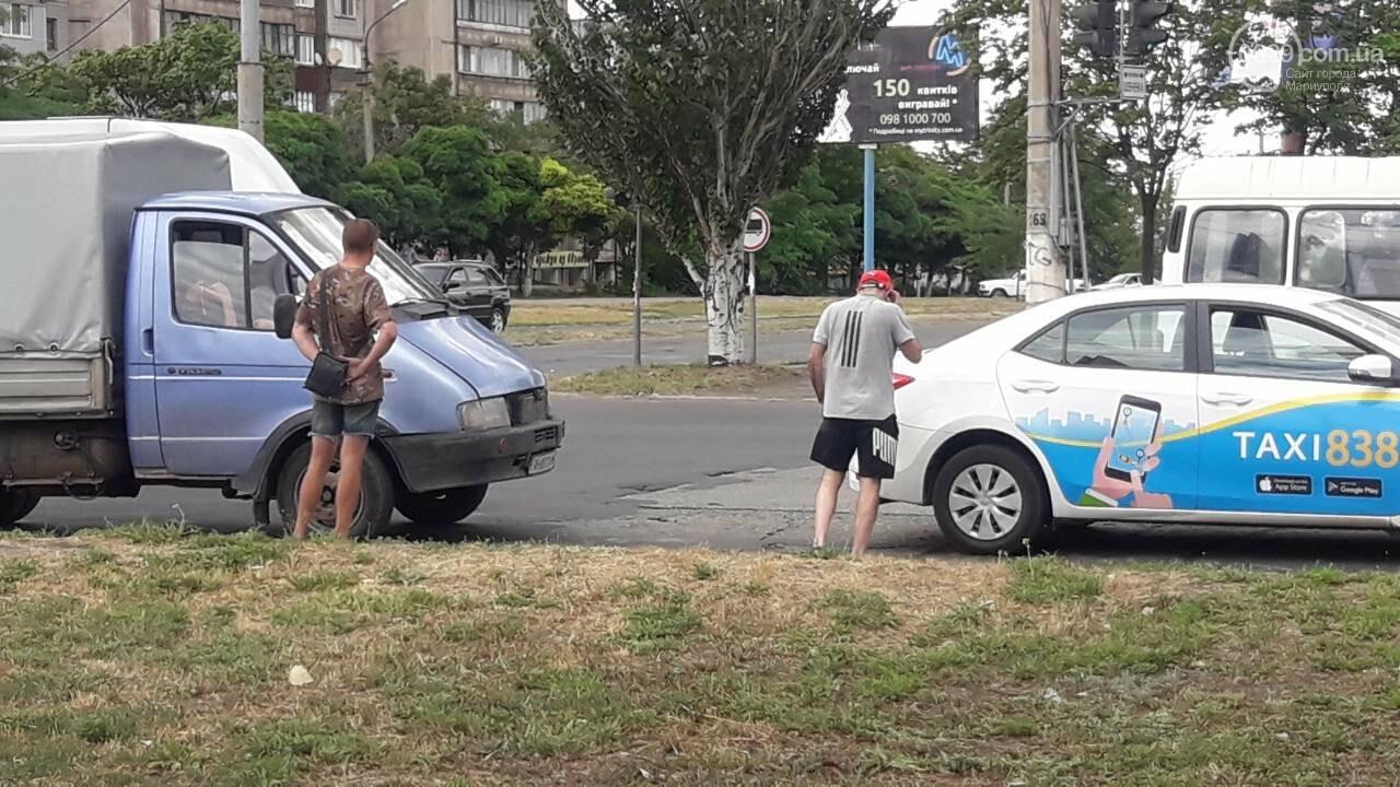 В Мариуполе грузовик догнал такси, - ФОТО, фото-6