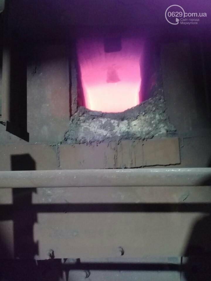 На мариупольском меткомбинате пролились в цеху тысячи тонн чугуна,- ФОТО, ВИДЕО, фото-3