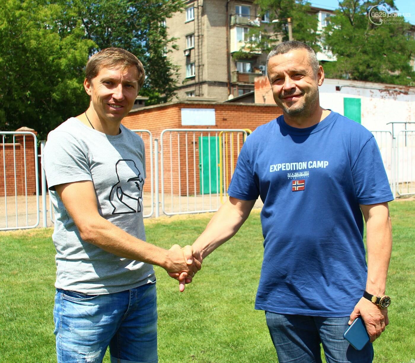 Только Александр Ярошенко поверил в нашу футбольную команду и, фактически, подарил нам второй шанс на существование, фото-1