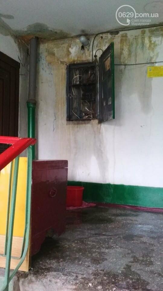 Во время ремонта крыши жильцов уже затопило 3 раза, - ФОТО, фото-5
