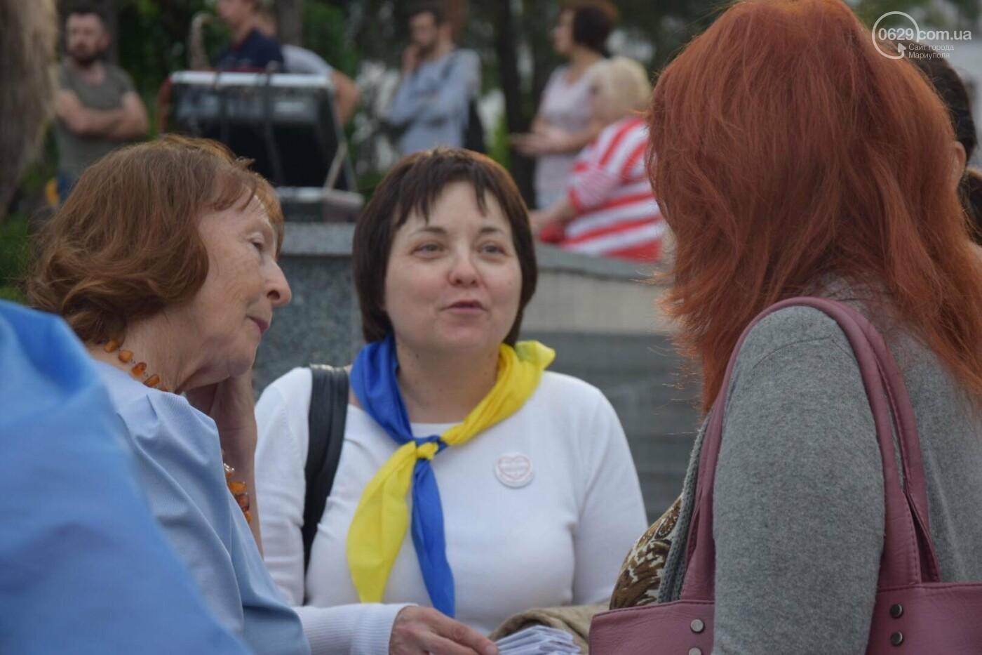 В Мариуполе радостно встретили Закон об украинском языке, - ФОТО, фото-6