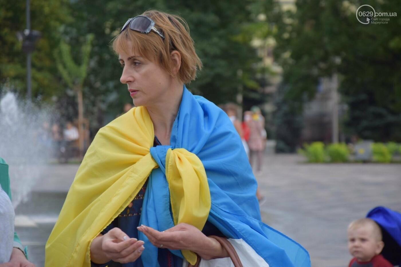 В Мариуполе радостно встретили Закон об украинском языке, - ФОТО, фото-8