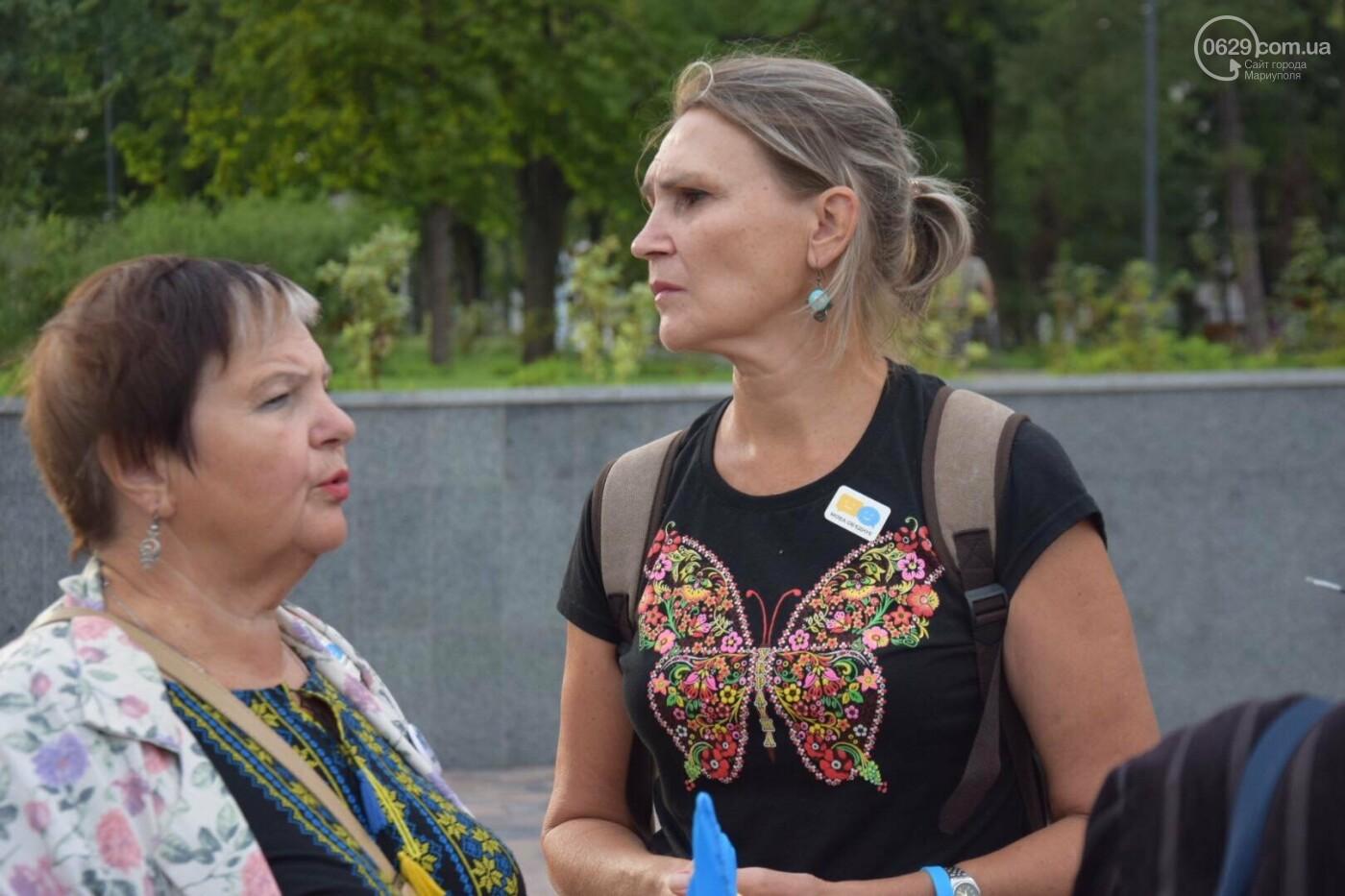 В Мариуполе радостно встретили Закон об украинском языке, - ФОТО, фото-15