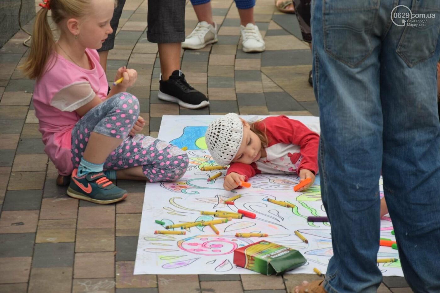 В Мариуполе радостно встретили Закон об украинском языке, - ФОТО, фото-18