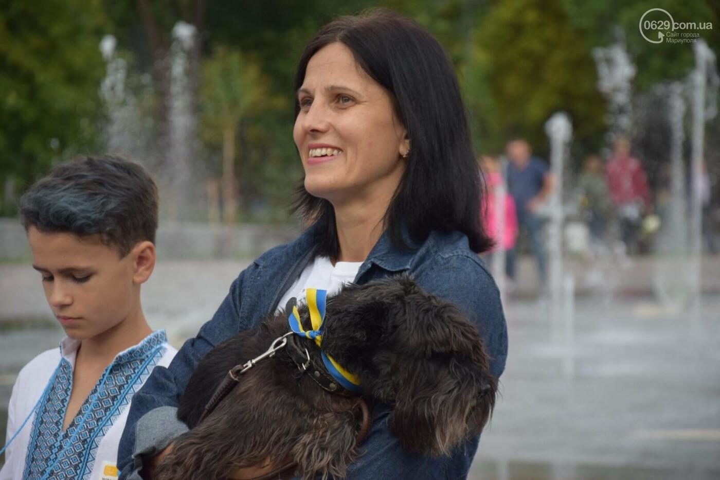 В Мариуполе радостно встретили Закон об украинском языке, - ФОТО, фото-20