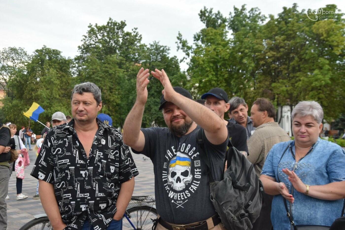 В Мариуполе радостно встретили Закон об украинском языке, - ФОТО, фото-14