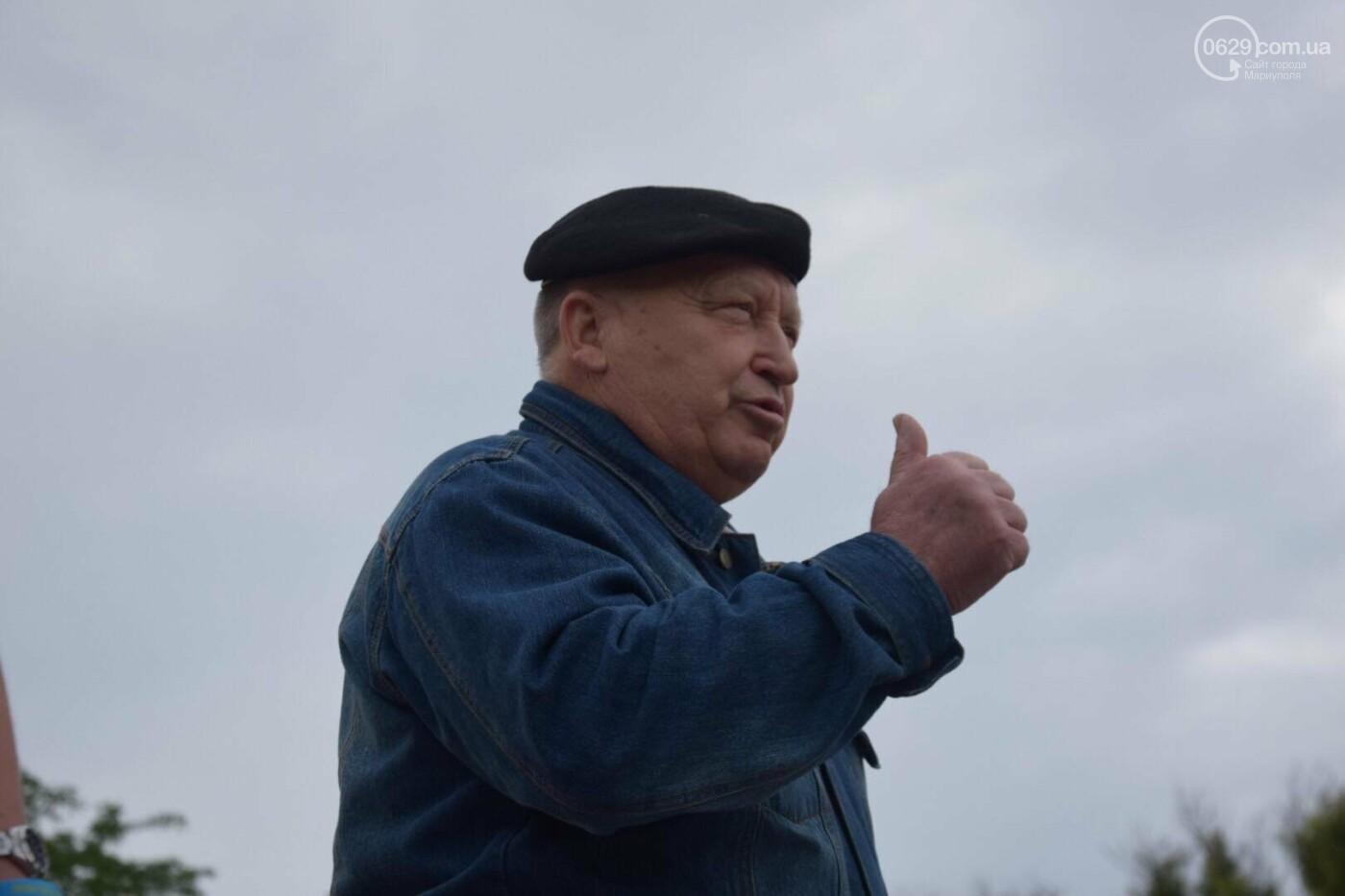 В Мариуполе радостно встретили Закон об украинском языке, - ФОТО, фото-12