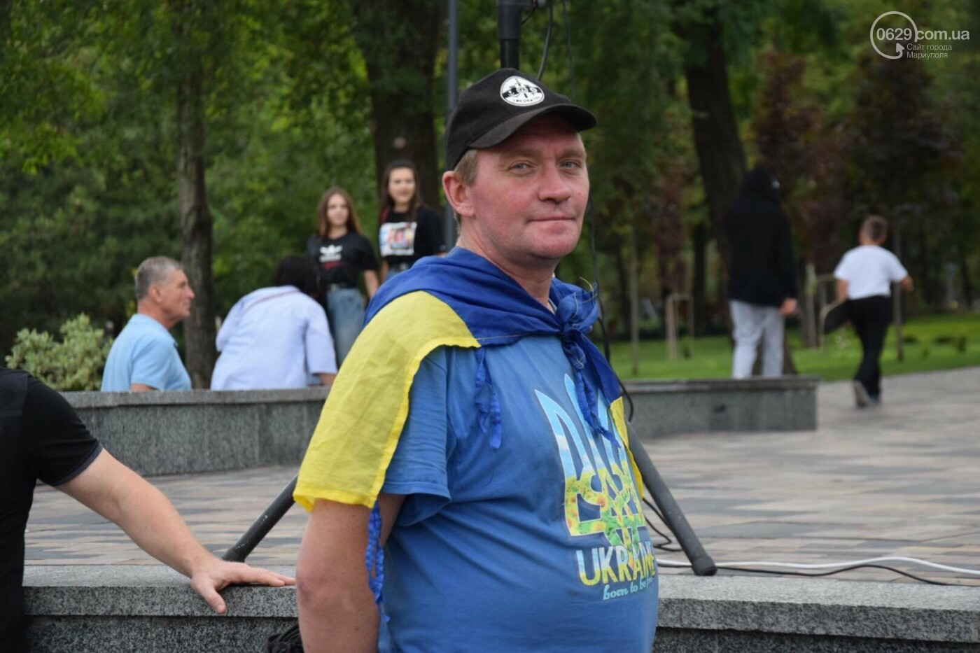 В Мариуполе радостно встретили Закон об украинском языке, - ФОТО, фото-10