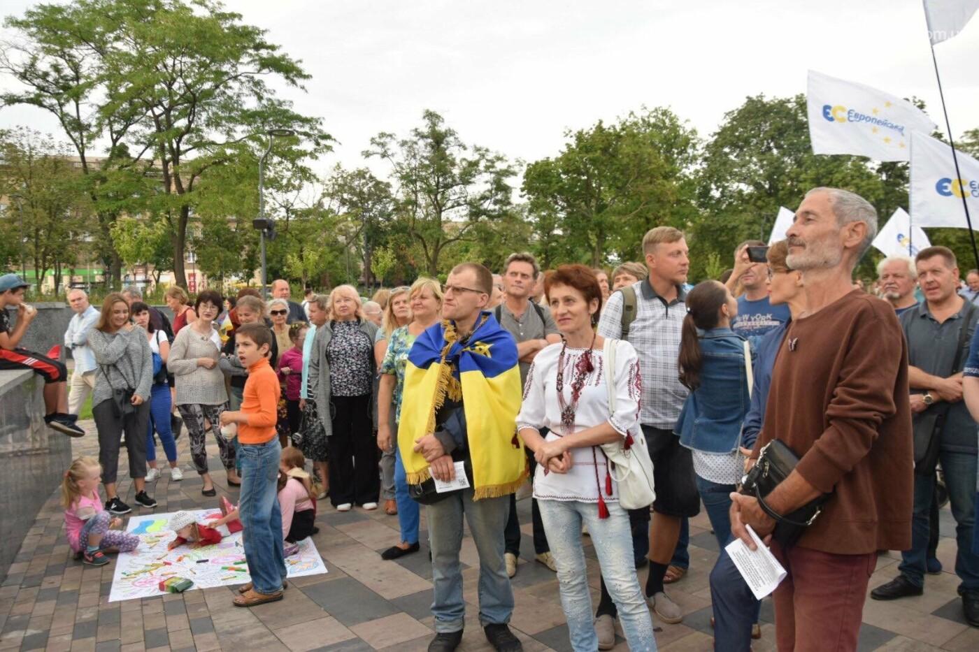В Мариуполе радостно встретили Закон об украинском языке, - ФОТО, фото-13