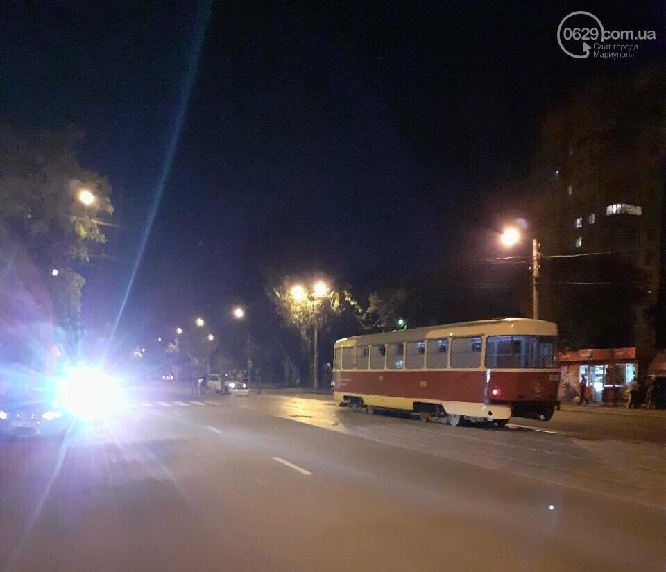 Ночью на Левобережье пьяный водитель на Кia попал в аварию, - ФОТО, фото-2