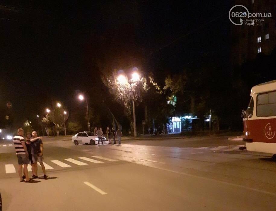 Ночью на Левобережье пьяный водитель на Кia попал в аварию, - ФОТО, фото-3