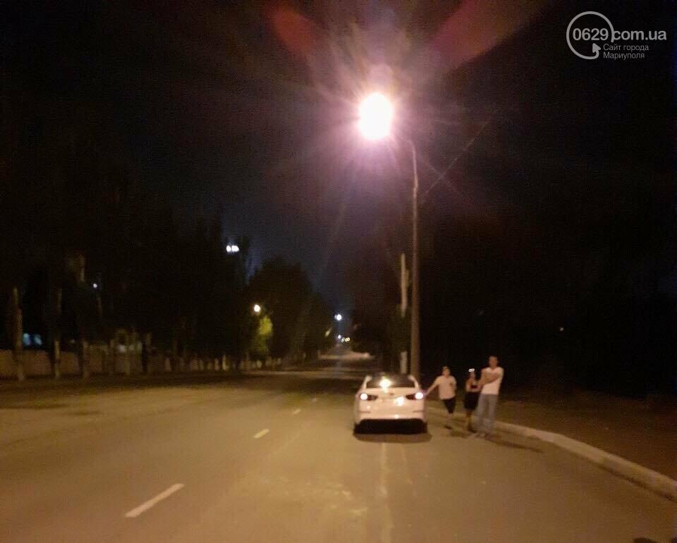 Ночью на Левобережье пьяный водитель на Кia попал в аварию, - ФОТО, фото-4