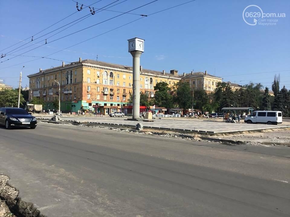 Жители Левобережья, несмотря на реконструкцию, пытаются прорваться на проспект Победы,- ФОТО, ВИДЕО, фото-1