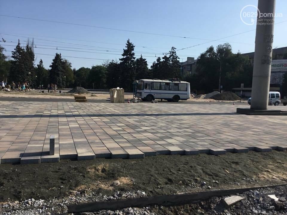 Жители Левобережья, несмотря на реконструкцию, пытаются прорваться на проспект Победы,- ФОТО, ВИДЕО, фото-5