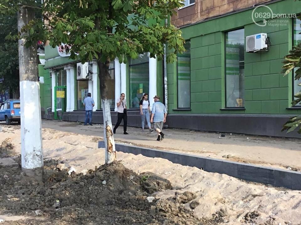 Жители Левобережья, несмотря на реконструкцию, пытаются прорваться на проспект Победы,- ФОТО, ВИДЕО, фото-3