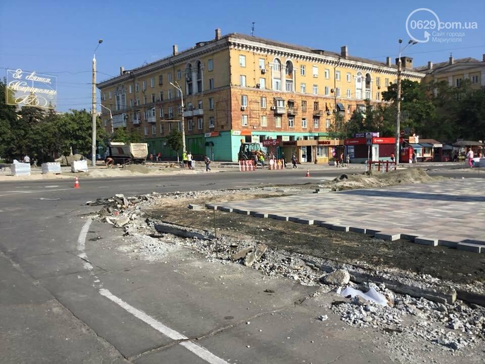 Жители Левобережья, несмотря на реконструкцию, пытаются прорваться на проспект Победы,- ФОТО, ВИДЕО, фото-4