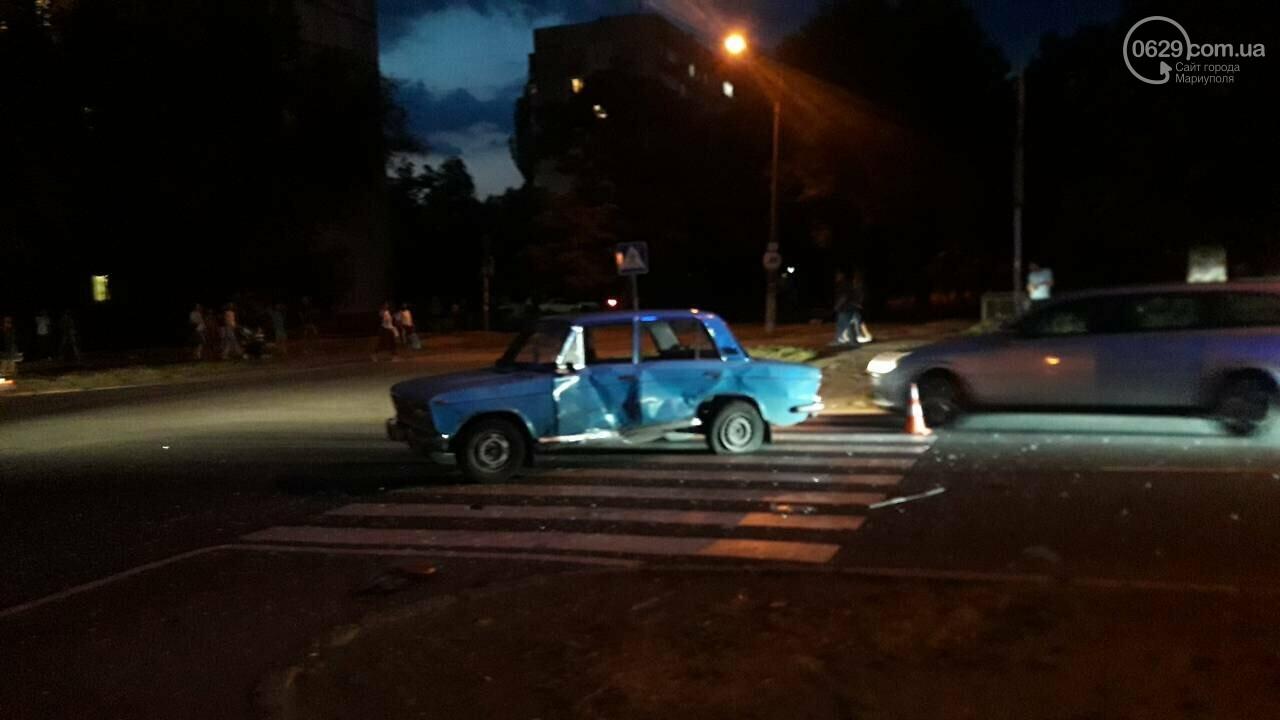 На бульваре Шевченко столкнулись  «Шевроле»  и «тройка»,- ФОТО, фото-4
