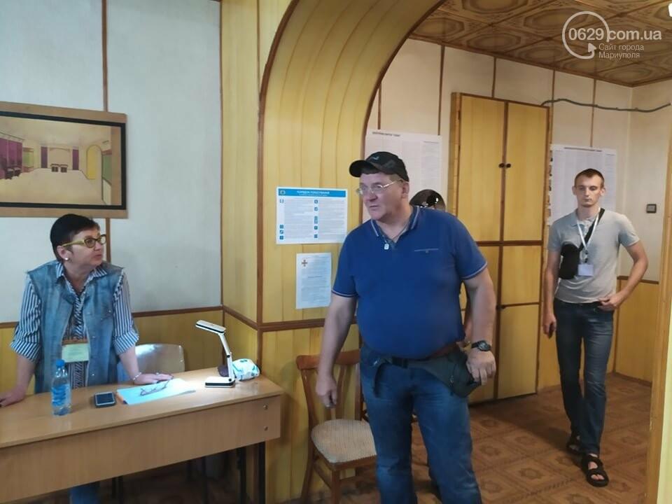 Выборы в Верховную Раду: как голосуют в Мариуполе, - ON-LINE, фото-4