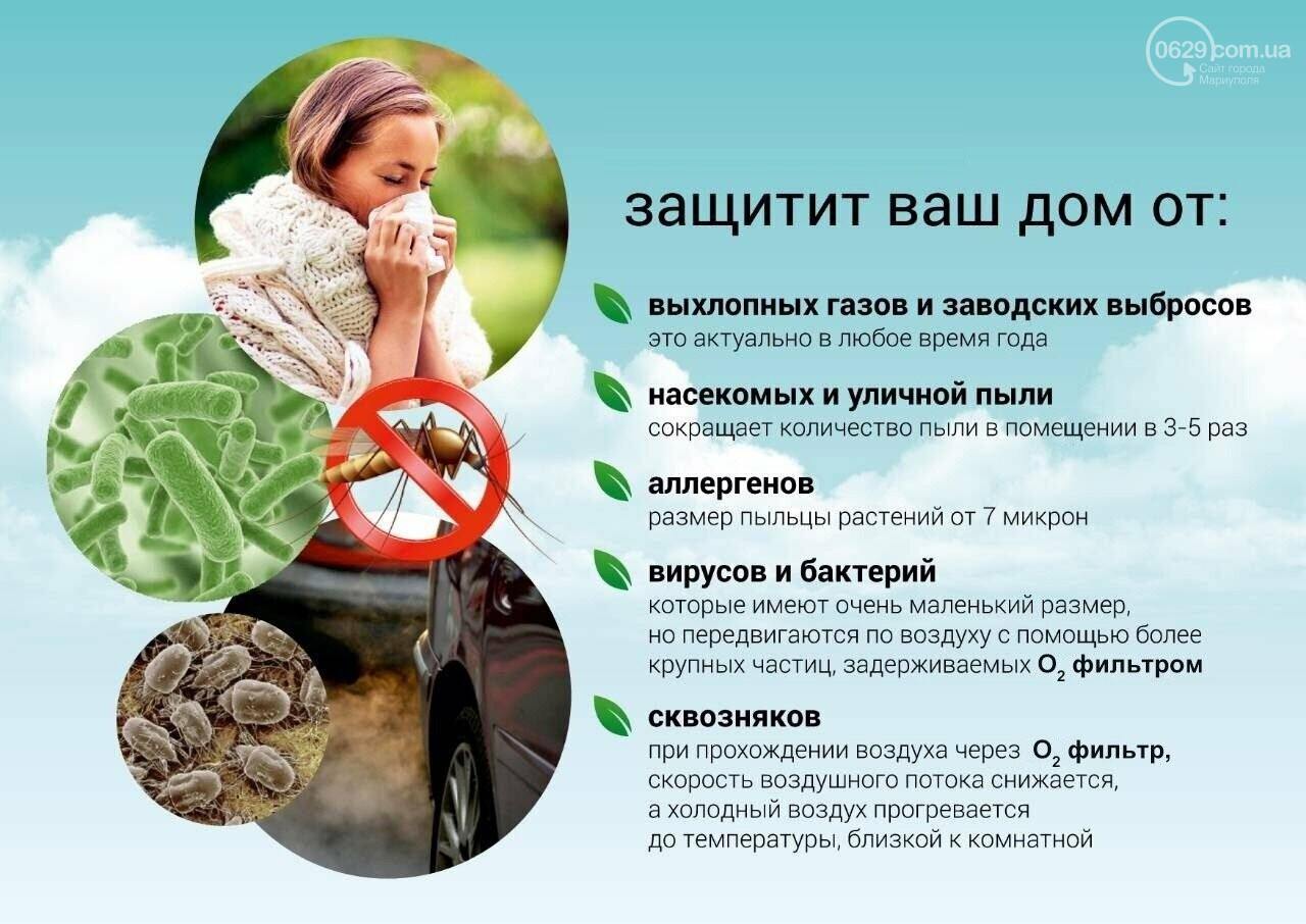 «О2 Фильтр» - Экология Дома: СТОП выхлопным газам, заводскому смогу, аллергенной пыли и черным подоконникам в Вашей квартире!, фото-1