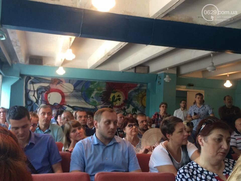 В  Мариуполе обсуждали, поднимать ли тарифы на проезд в общественном транспорте с 1 августа,- ФОТО, фото-1