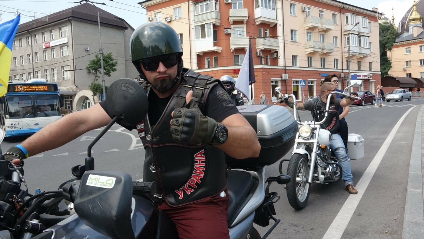 В Мариуполе встречали участников автопробега, объединившего Украину,- ФОТО, фото-4
