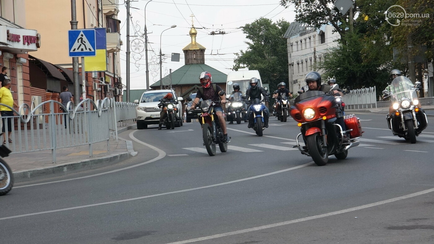 В Мариуполе встречали участников автопробега, объединившего Украину,- ФОТО, фото-15