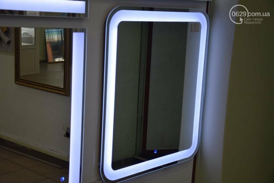 LED зеркала с логотипом заказчика от компании  «Zazerkalie»  – современные и стильные элементы интерьера, фото-6