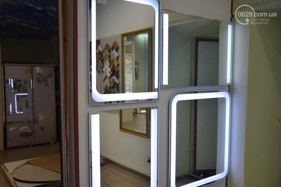 LED зеркала с логотипом заказчика от компании  «Zazerkalie»  – современные и стильные элементы интерьера, фото-3