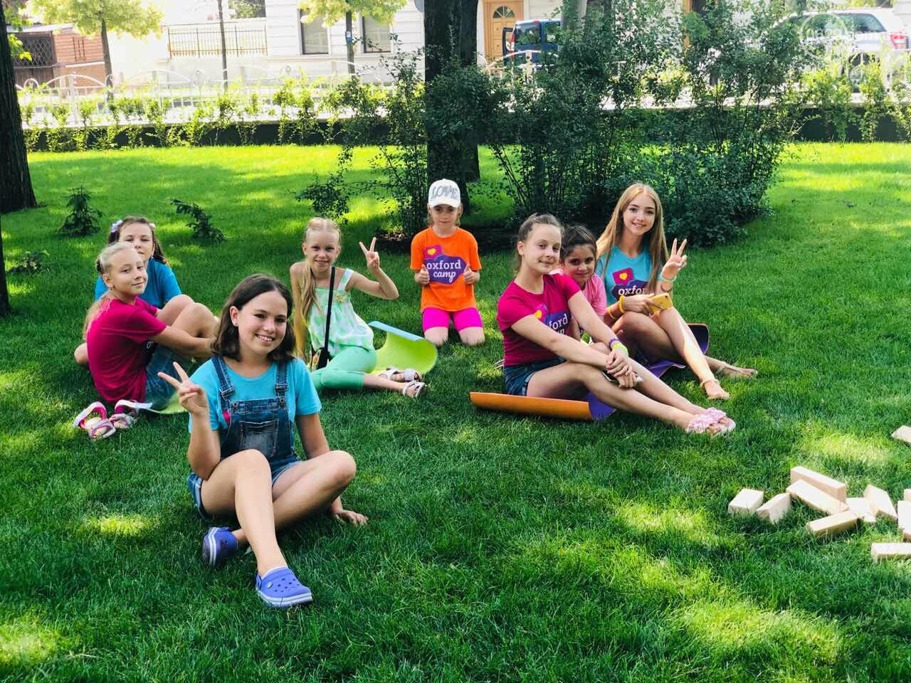 Английский весенний лагерь для детей 6-15 лет от лучшей школы «OXFORD»! Акция!, фото-9