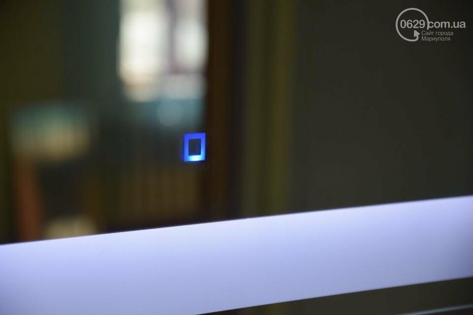 LED зеркала с логотипом заказчика от компании  «Zazerkalie»  – современные и стильные элементы интерьера, фото-7