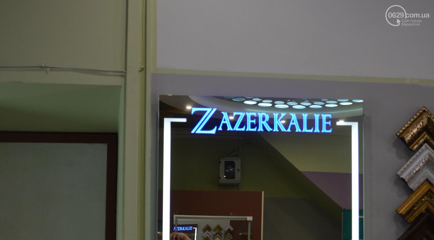 LED зеркала с логотипом заказчика от компании  «Zazerkalie»  – современные и стильные элементы интерьера, фото-8