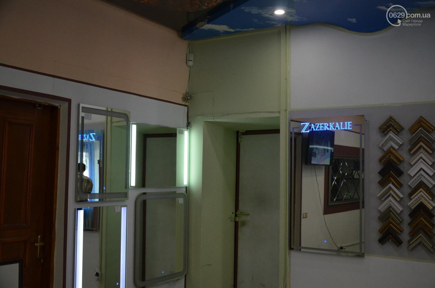 LED зеркала с логотипом заказчика от компании  «Zazerkalie»  – современные и стильные элементы интерьера, фото-5
