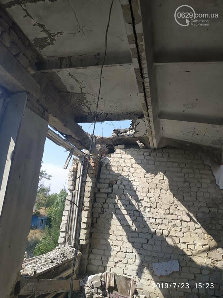 Появились снимки школы в Широкино, разрушенной войной,- ФОТО, фото-5