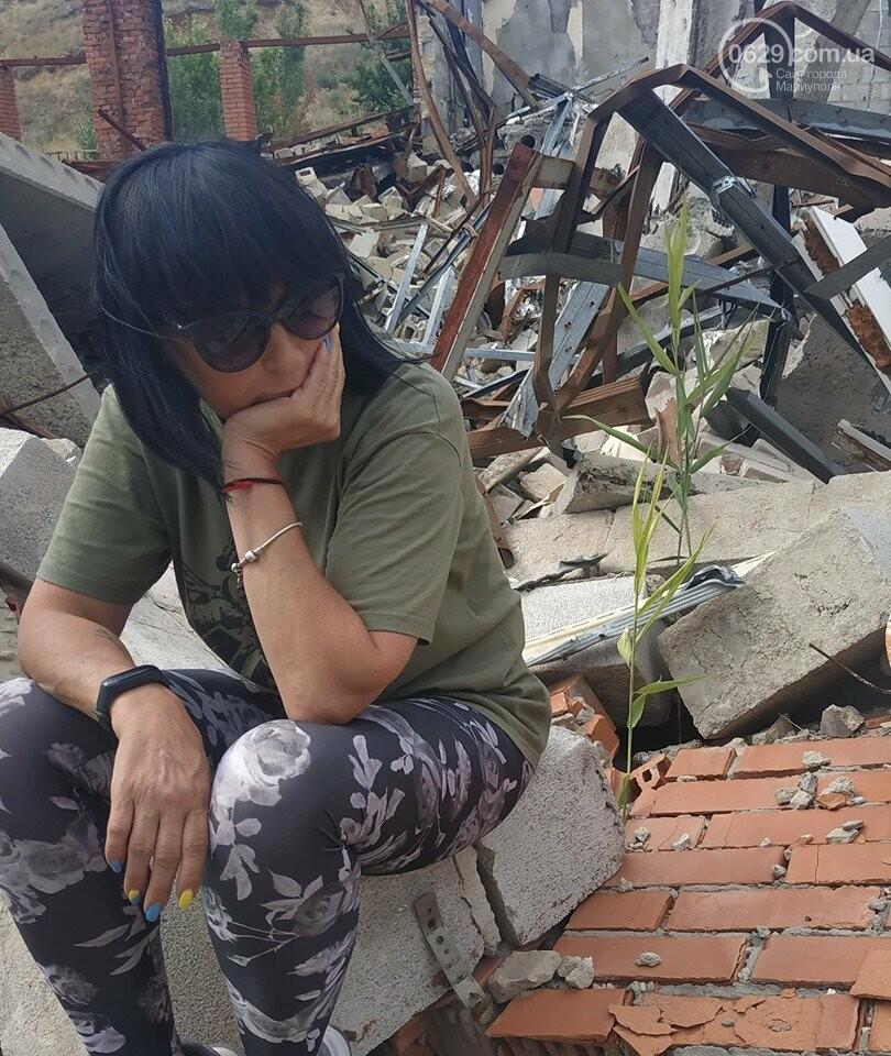 Появились снимки школы в Широкино, разрушенной войной,- ФОТО, фото-6