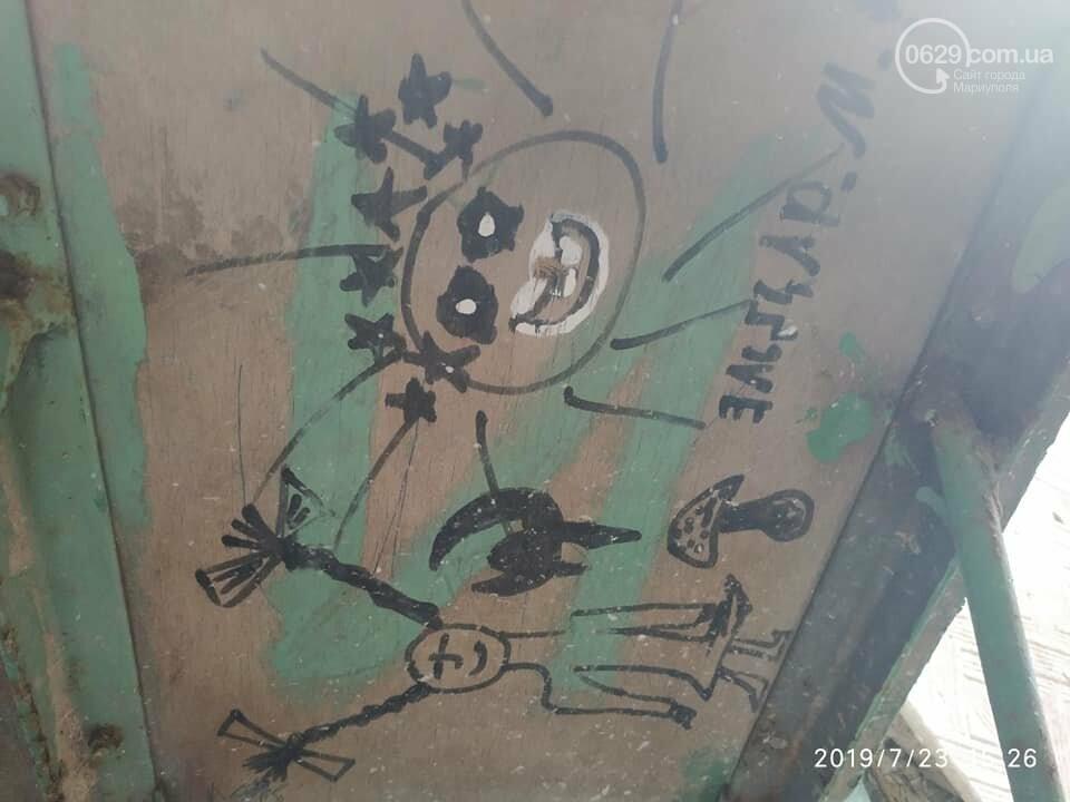 Появились снимки школы в Широкино, разрушенной войной,- ФОТО, фото-7