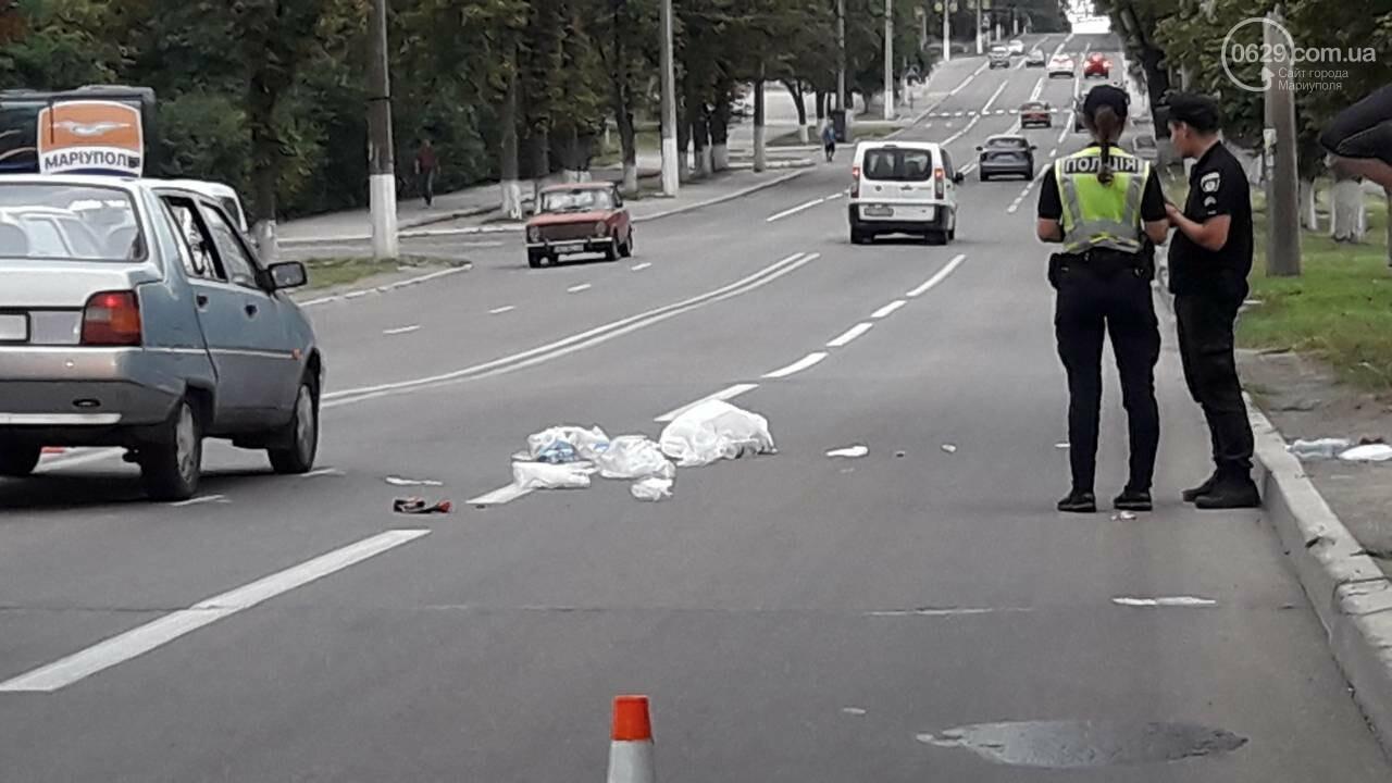 В Мариуполе под колеса «Славуты» попал пешеход, - ФОТО, фото-1