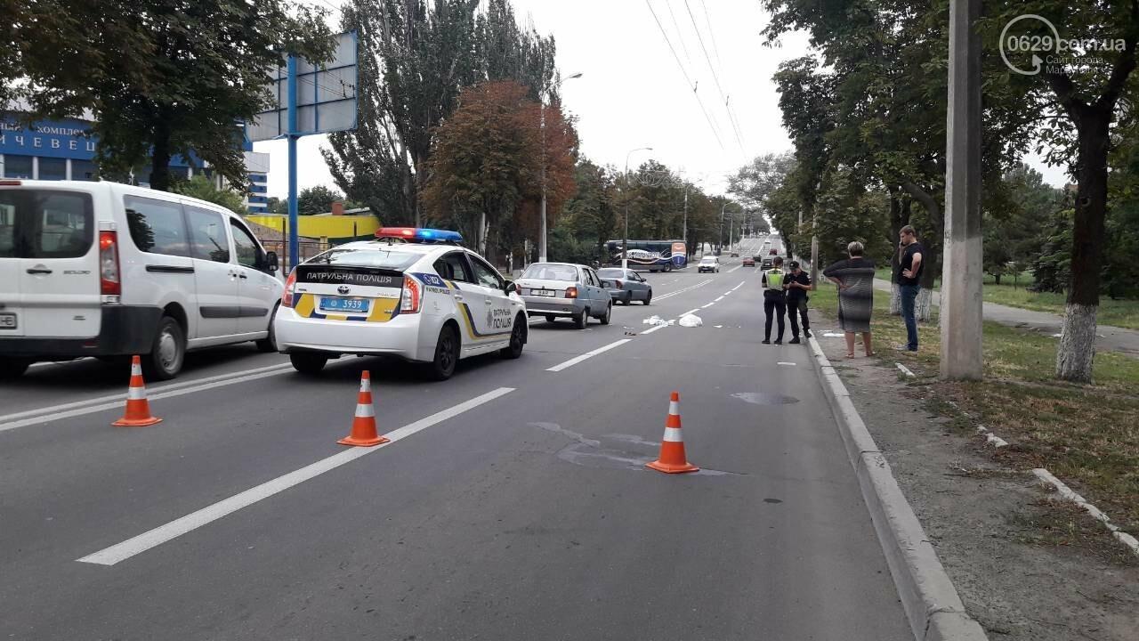 В Мариуполе под колеса «Славуты» попал пешеход, - ФОТО, фото-3